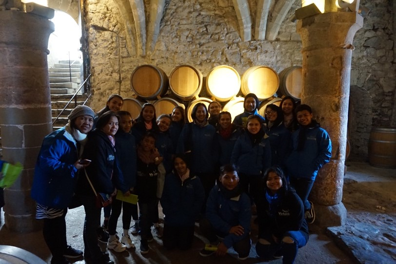 Virlanie Voices Chateau Chillon